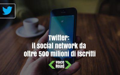 Alla scoperta di Twitter, il social network da  oltre 500 milioni di iscritti